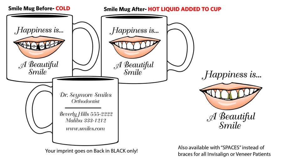 Amazing Smile Mug | Rosemary Bray